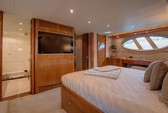 84 ft. Lazzara Marine 84' Motor Yacht Boat Rental Miami Image 21