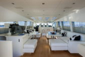 106 ft. 106 Leopard Cantieri Cruiser Boat Rental Miami Image 3