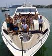 106 ft. 106 Leopard Cantieri Cruiser Boat Rental Miami Image 11