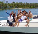 106 ft. 106 Leopard Cantieri Cruiser Boat Rental Miami Image 14