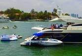 106 ft. 106 Leopard Cantieri Cruiser Boat Rental Miami Image 17
