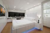 106 ft. 106 Leopard Cantieri Cruiser Boat Rental Miami Image 32