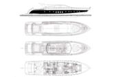 106 ft. 106 Leopard Cantieri Cruiser Boat Rental Miami Image 47