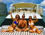 58 ft. Sea Ray Boats  65' Princess Cruiser Boat Rental Miami Image 2