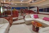 58 ft. Sea Ray Boats  65' Princess Cruiser Boat Rental Miami Image 9