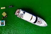 58 ft. Sea Ray Boats  65' Princess Cruiser Boat Rental Miami Image 11