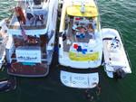 58 ft. Sea Ray Boats  65' Princess Cruiser Boat Rental Miami Image 12