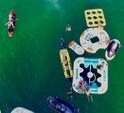 58 ft. Sea Ray Boats  65' Princess Cruiser Boat Rental Miami Image 13