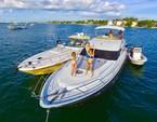 58 ft. Sea Ray Boats  65' Princess Cruiser Boat Rental Miami Image 14