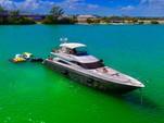 58 ft. Sea Ray Boats  65' Princess Cruiser Boat Rental Miami Image 21