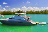 58 ft. Sea Ray Boats  65' Princess Cruiser Boat Rental Miami Image 22