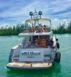 58 ft. Sea Ray Boats  65' Princess Cruiser Boat Rental Miami Image 23