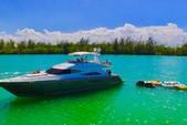 58 ft. Sea Ray Boats  65' Princess Cruiser Boat Rental Miami Image 29