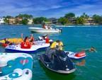 58 ft. Sea Ray Boats  65' Princess Cruiser Boat Rental Miami Image 30