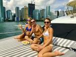 58 ft. Sea Ray Boats  65' Princess Cruiser Boat Rental Miami Image 33