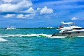58 ft. Sea Ray Boats  65' Princess Cruiser Boat Rental Miami Image 34
