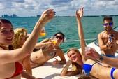58 ft. Sea Ray Boats  65' Princess Cruiser Boat Rental Miami Image 40