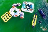 58 ft. Sea Ray Boats  65' Princess Cruiser Boat Rental Miami Image 42