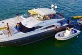 58 ft. Sea Ray Boats  65' Princess Cruiser Boat Rental Miami Image 45