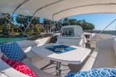 58 ft. Sea Ray Boats  65' Princess Cruiser Boat Rental Miami Image 47