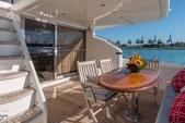 58 ft. Sea Ray Boats  65' Princess Cruiser Boat Rental Miami Image 49