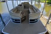 27 ft. Manitou Pontoon 27 SES Triple Tube SHP Platinum Pkg. Pontoon Boat Rental Rest of Southeast Image 6