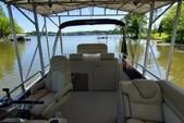 27 ft. Manitou Pontoon 27 SES Triple Tube SHP Platinum Pkg. Pontoon Boat Rental Rest of Southeast Image 10