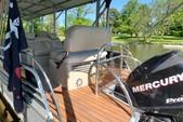 27 ft. Manitou Pontoon 27 SES Triple Tube SHP Platinum Pkg. Pontoon Boat Rental Rest of Southeast Image 18