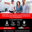 50 ft. Dyna 50' Flybridge Motor Yacht Boat Rental Miami Image 36