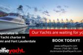 50 ft. Dyna 50' Flybridge Motor Yacht Boat Rental Miami Image 39