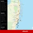 50 ft. Dyna 50' Flybridge Motor Yacht Boat Rental Miami Image 43