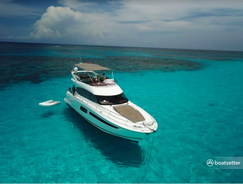 Rent a Prestige 500 cruiser in Palm Beach Gardens, FL near me