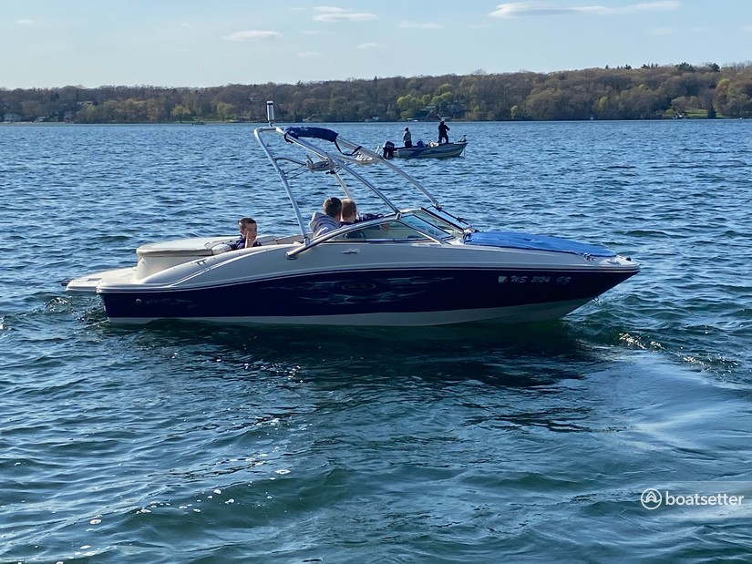 Rent a Sea Ray Boats ski and_wakeboard in Delavan, WI near me