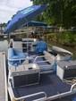 22 ft. Riviera Cruiser Pontoon  Pontoon Boat Rental Washington DC Image 6