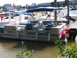 22 ft. Riviera Cruiser Pontoon  Pontoon Boat Rental Washington DC Image 12