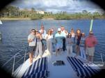 50 ft. Jefferson Yachts 50 Rivanna SE Motor Yacht Boat Rental New York Image 6