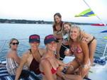 50 ft. Jefferson Yachts 50 Rivanna SE Motor Yacht Boat Rental New York Image 15