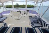 50 ft. Jefferson Yachts 50 Rivanna SE Motor Yacht Boat Rental New York Image 4