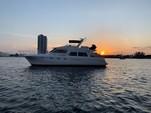 60 ft. Navigator Rival Motor Yacht Boat Rental Miami Image 6