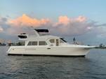 60 ft. Navigator Rival Motor Yacht Boat Rental Miami Image 3