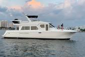 60 ft. Navigator Rival Motor Yacht Boat Rental Miami Image 4