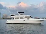 60 ft. Navigator Rival Motor Yacht Boat Rental Miami Image 5