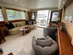 60 ft. Navigator Rival Motor Yacht Boat Rental Miami Image 8