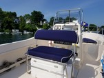 20 ft. Grady-White Boats 209 Escape w/F150 Yamaha Center Console Boat Rental Chicago Image 8