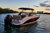 25 ft. Sea Ray Boats 250 SLX Bow Rider Boat Rental Miami Image 3