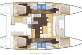 45 ft. Lagoon 450 Catamaran Boat Rental New York Image 17