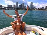 22 ft. NauticStar Boats 2200XS Deck Boat Boat Rental Miami Image 8