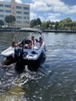 19 ft. Rinker Boats QX18 OB Bow Rider Boat Rental Miami Image 1