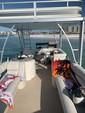 27 ft. Bennington Marine 2575QCW Sport Tower ESP Tri-Toon Pontoon Boat Rental Tampa Image 4