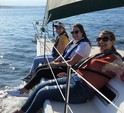 42 ft. Catalina 42 Fin Keel Sloop Boat Rental Seattle-Puget Sound Image 6